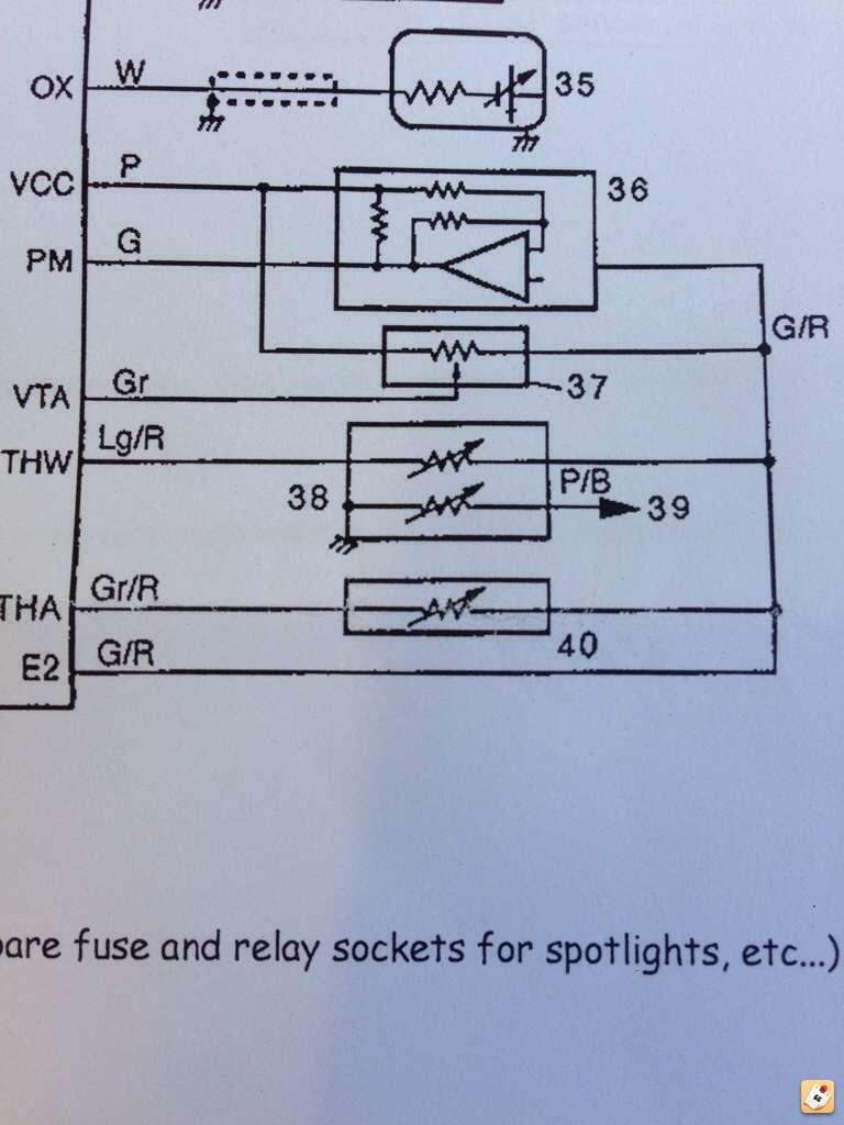 3 Wire Coolant Temperature Sensor Wiring Diagram : coolant, temperature, sensor, wiring, diagram, Auszookers.com, Topic, Baleno, Water, Temperature, Sensor