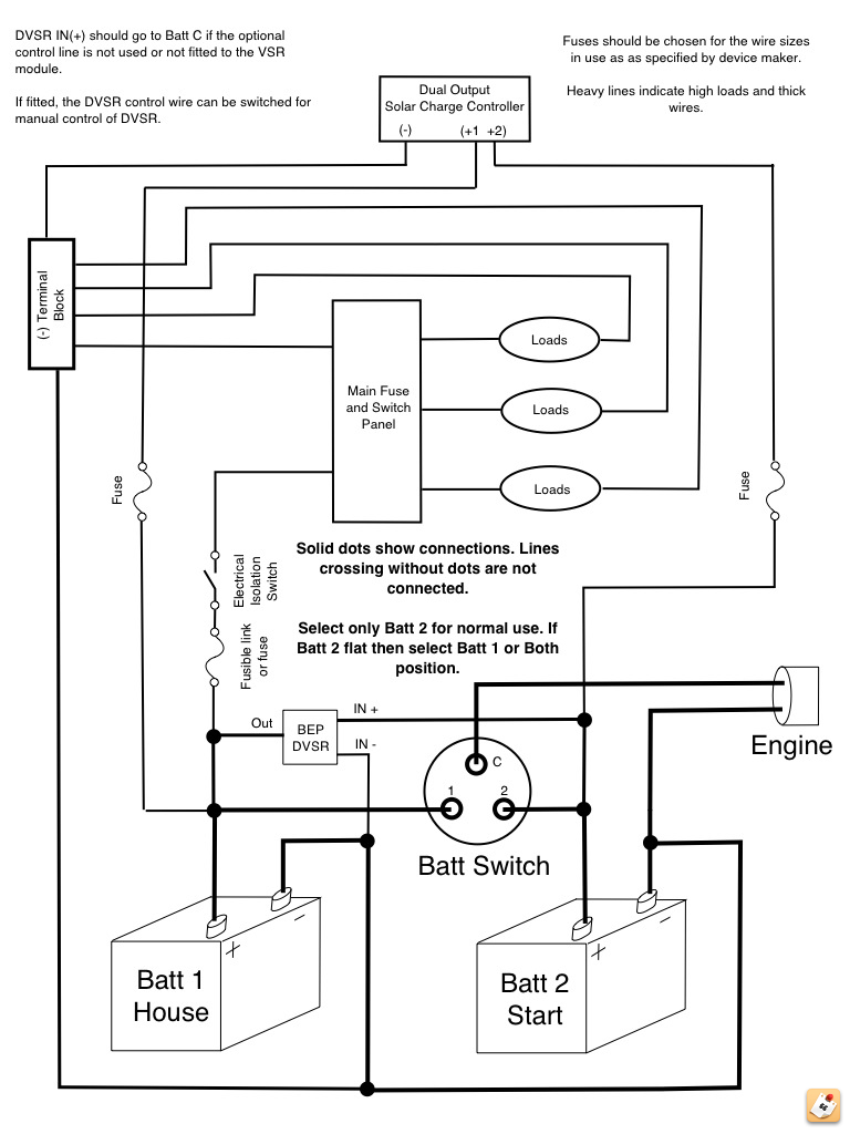 dual battery setup boat diagram grundfos pump wiring looking to install boating fishraider u2e9y4eg jpg