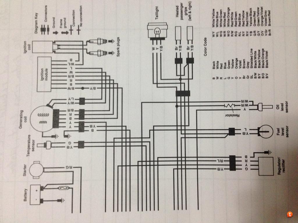 Ski Doo 600 Wiring Diagrams Honda 3 Wheeler Cdi 1963 Ford Paul Sherry Ram Van Inside Designs Conversion Diagram
