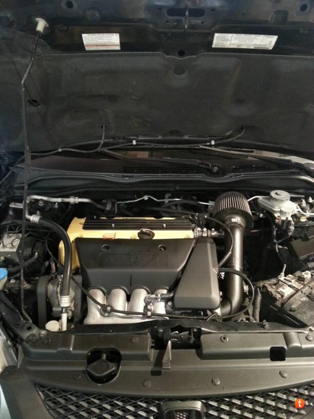 Ep3 Engine Bay : engine, Ephatch