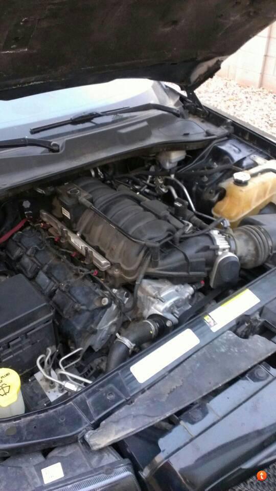 Chrysler 300 Engine Swap V6 To V8 : chrysler, engine, Conversion--, Thanks, Floored, Creations
