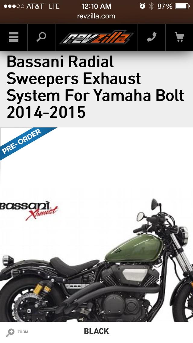 yamaha star bolt motorcycle forum