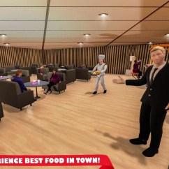 Virtual Kitchen Trough Sink 真正的烹饪游戏的3d虚拟厨房厨师 Taptap 发现好游戏