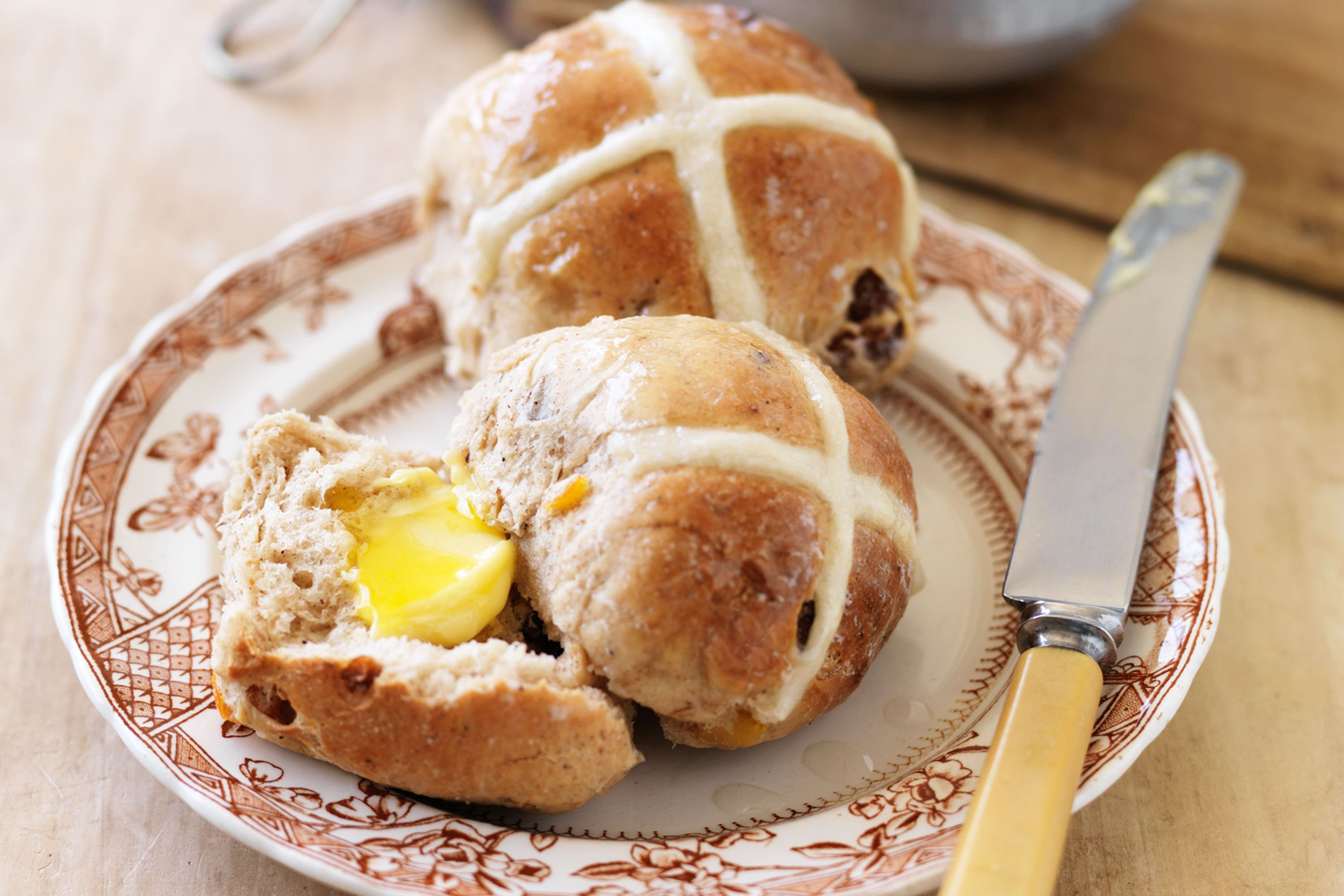 Image result for pics of hot cross buns