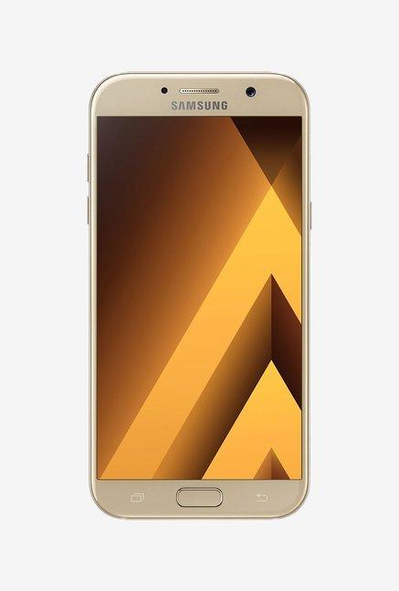 Samsung Galaxy A7-2017 32GB(Gold) 3GB RAM, Dual Sim 4G