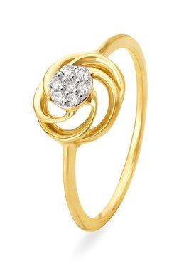 Tanishq Rings Buy Tanishq Rings Online At Tata Cliq