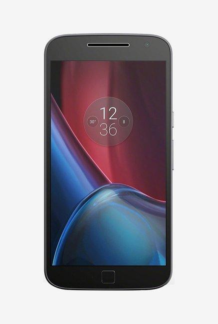 Motorola Moto G4 Plus 16GB (Black) 2GB RAM, Dual Sim 4G