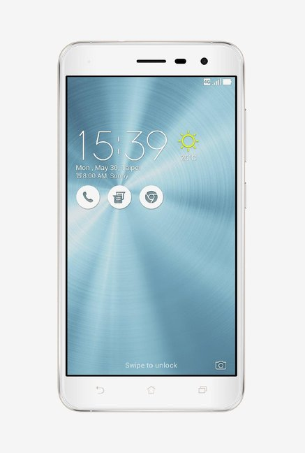 Asus ZenFone 3 ZE520KL 4G Dual Sim 32 GB (Moonlight White)