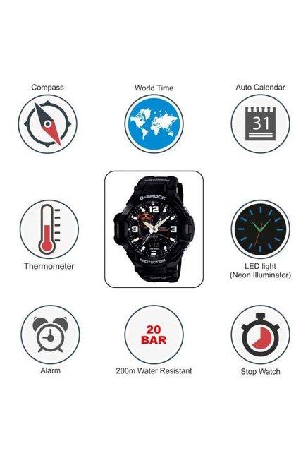 Buy Casio GA-1000-1ADR G-Shock Analog-Digital Watch for