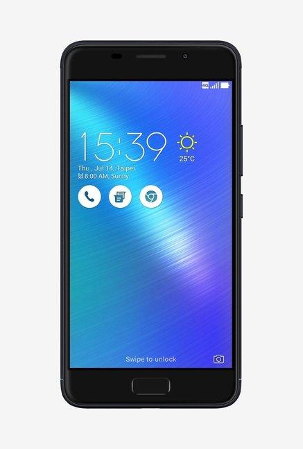 Asus Zenfone 3s Max (ZC521TL-4A004IN) Dual Sim 32 GB (Black)