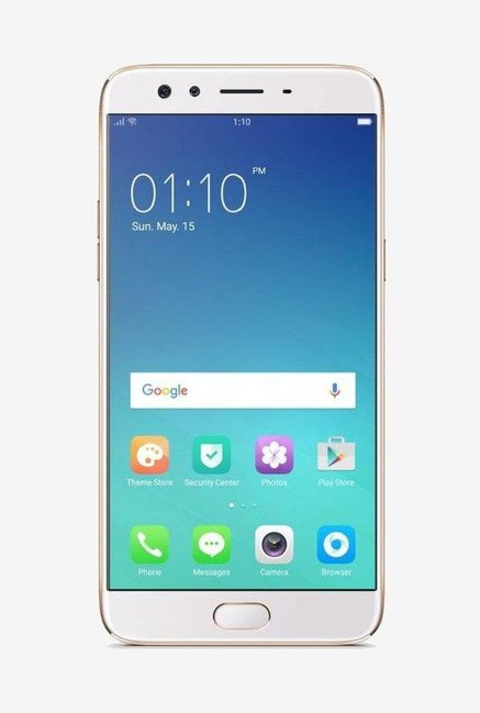 Oppo F3 Plus 64GB (Gold) 4GB RAM, Dual SIM 4G