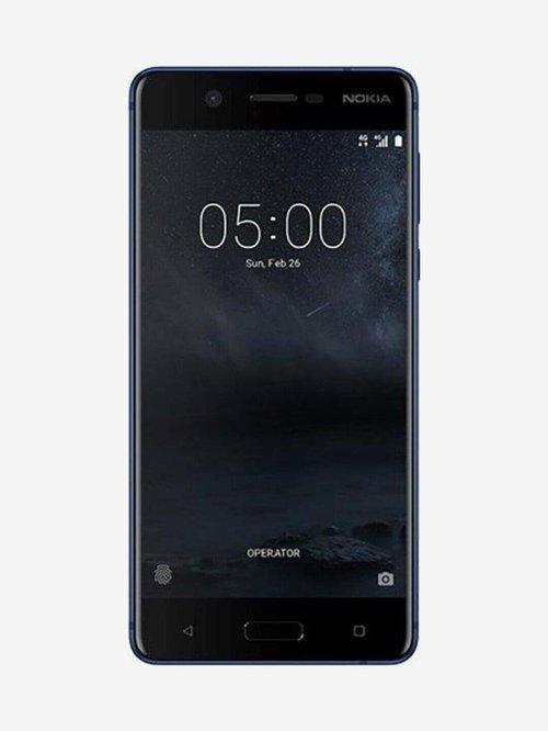 Nokia 5 16GB (Tempered Blue) 3 GB RAM, Dual SIM 4G
