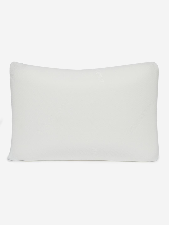 westside home white memory foam pillow filler