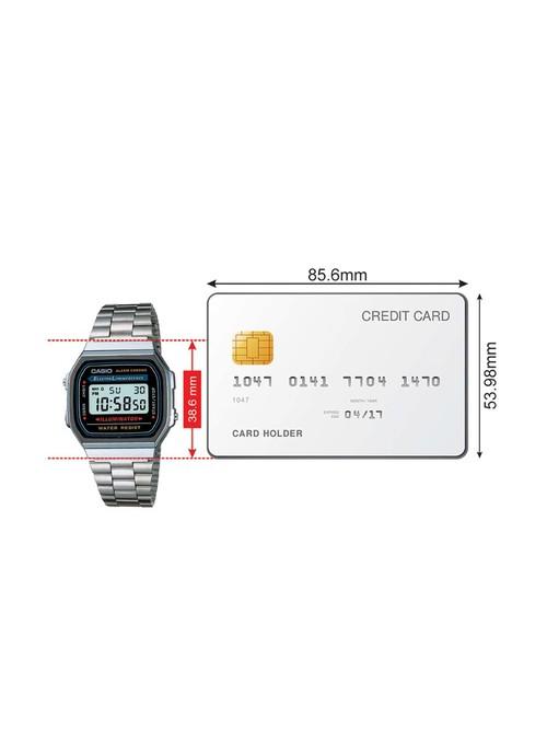 Buy Casio Vintage A168WA-1WDF Unisex Digital Watch Online