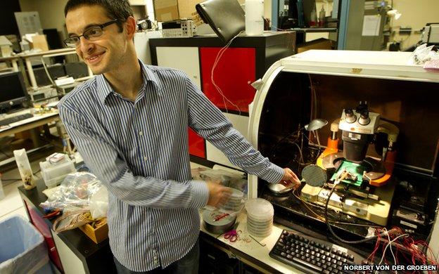 全球首臺奈米碳管晶體電腦開發成功 | TechNews 科技新報