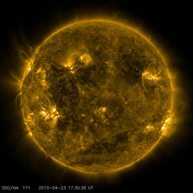 為什麼太陽的大氣層會比它的表面還要熱?   TechNews 科技新報