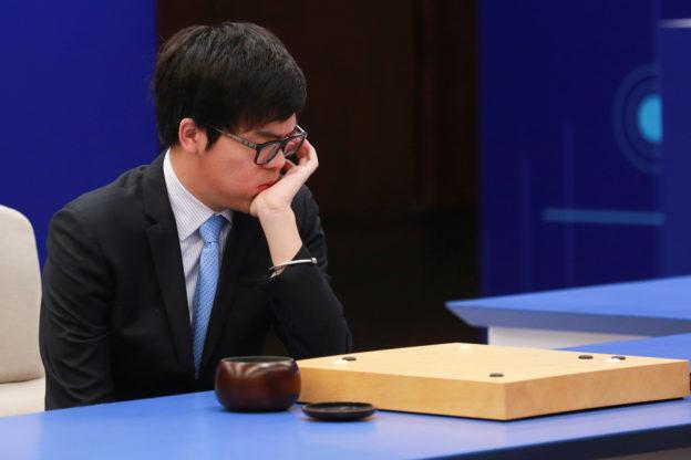 柯潔:人可能戰勝圍棋 AI,但自己做不到   TechNews 科技新報