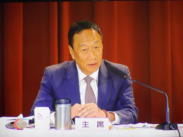 工作超時爭議!郭臺銘:中國每月加班上限時數不合理 | TechNews 科技新報