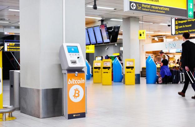 比特幣 ATM 已經進駐機場了 | TechNews 科技新報
