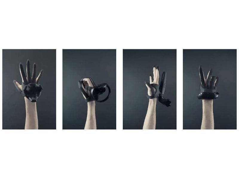 用「VR,AR 手套」代替操控手把,Plexus 想讓你在虛擬世界擁有靈活雙手 | TechNews 科技新報