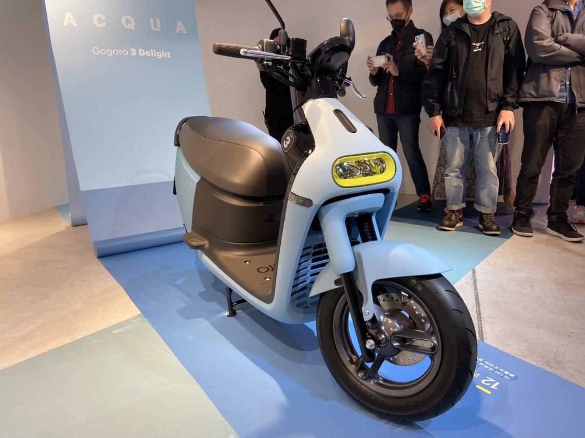 Gogoro 3 Delight 全新開賣,漸層三色系挑戰騎美學,最低 53,980 元   TechNews 科技新報