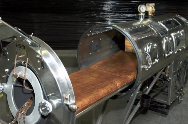 呼吸器短缺,英國工程師開發現代版「鐵肺」 | TechNews 科技新報