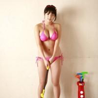 Bikini, Shinozaki Ai, Wanibooks Gravure Collection