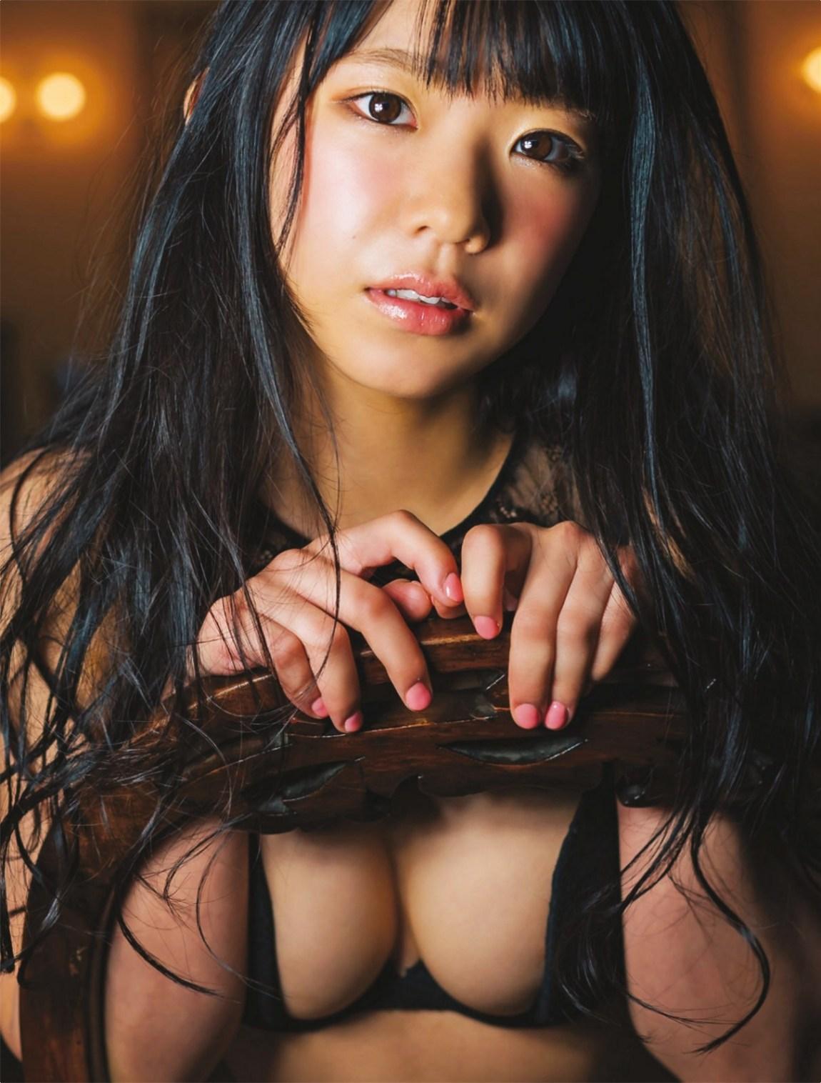 Nagasawa Marina (長澤茉里奈) - Shukan SPA! magazine (2017-08-01)