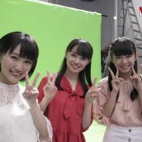 Funaki Musubu (船木結), Kamikokuryou Moe (上國料萌衣), Screenshot