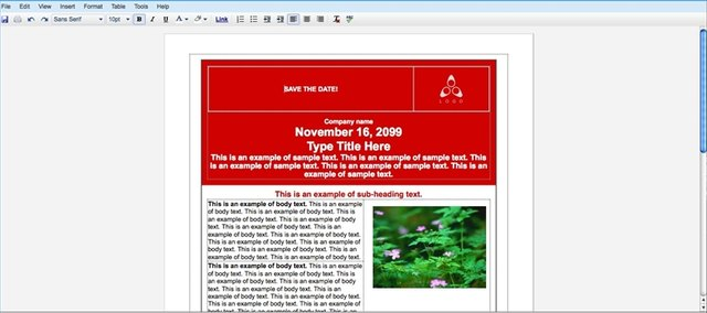 How To Create An Event Flyer With Google Docs Techwalla Com