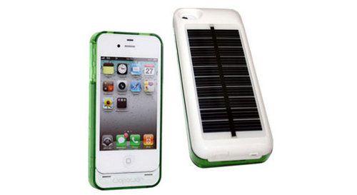 Monster Watts, nueva carcasa solar para el iPhone