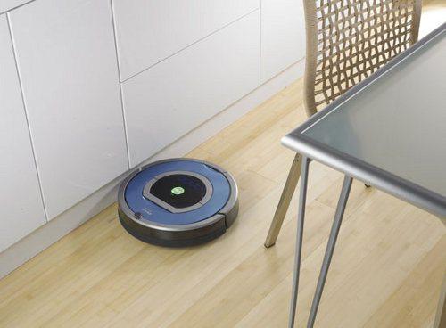 Roomba ya puede ser controlado en forma inalámbrica