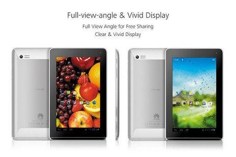 Huawei presenta el MediaPad 7 Lite con Android 4.0