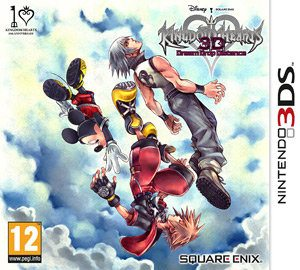 Kingdom Hearts 3D, trailer de lanzamiento