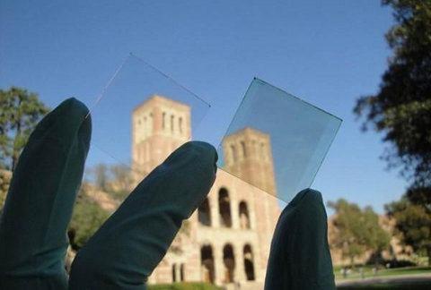Paneles solares transparentes podrían ser las ventanas del futuro