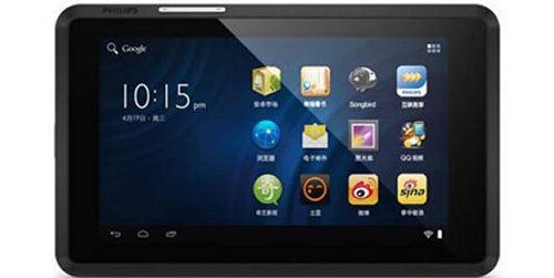 Philips T7 Plus, un tablet de gama media y a buen precio