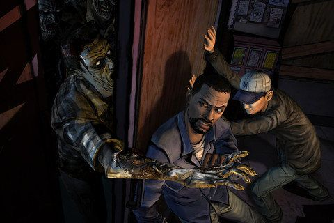 The Walking Dead The Game ahora en iPhone y iPad2