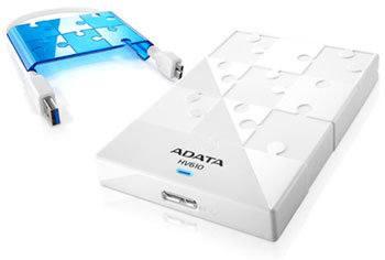 A-Data DashDrive HV610, nueva línea de discos externos con USB 3.0