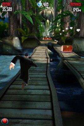 Agent Dash, un adictivo juego para Android