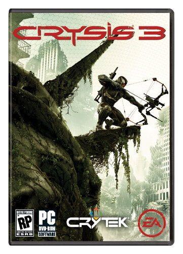 Crysis 3 estrena nuevo trailer con gráficos fuera de lo común