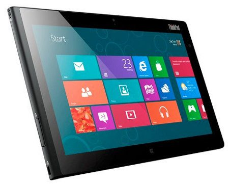 Lenovo ThinkPad Tablet 2, un poderoso tablet con Windows 8