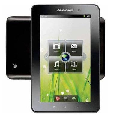 Lenovo estrena nuevo tablet de gama media con Android 4.0