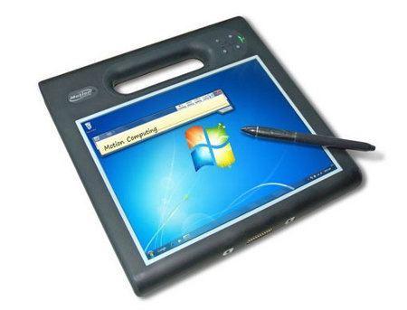 Motion F5t, un genial tablet con procesador Core i7 y SO Windows