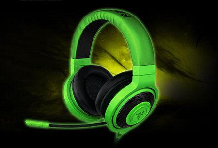 Razer Kraken Pro, unos espectacular auriculares para gamers