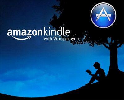 Amazon actualiza su app Kindle para Mac
