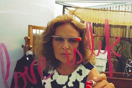 Este es el primer video profesional grabado con las Google Glass