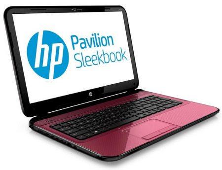 HP presenta las nuevas Pavilion Sleekbook 14 y Pavilion Sleekbook 15