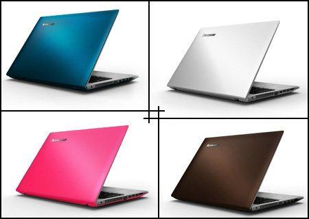 Lenovo IdeaPad Z400 y Z500 anunciadas