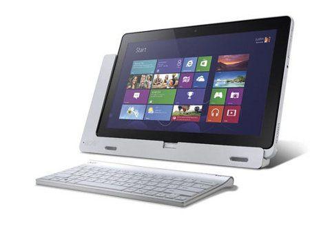 Acer presenta sus nuevos tablets Iconia W700