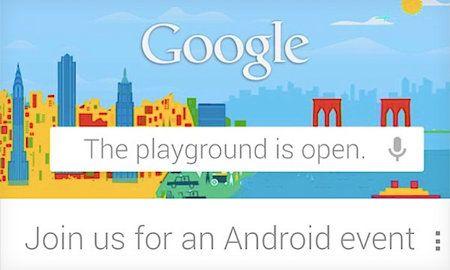 Google podría anunciar un nuevo tablet Nexus de alta resolución y con Android 4.2